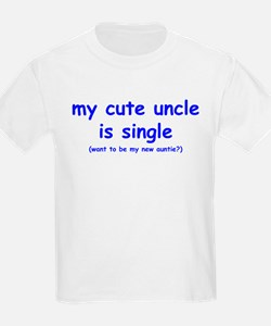 My uncle is single t shirts shirts tees custom my for Custom single t shirts
