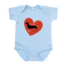 Dachshund Infant Bodysuit