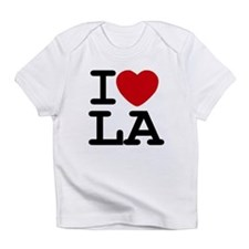 Cute I love california Infant T-Shirt