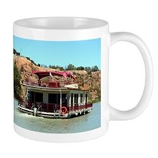 Houseboat on the Murray River, Australia Mug