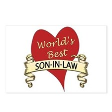Cute Son in law Postcards (Package of 8)