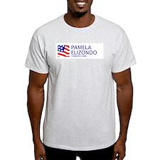 Elizondo 06 Ash Grey T-Shirt