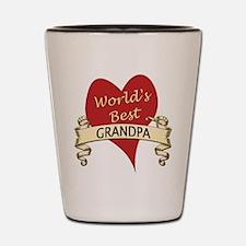 Unique Granddad Shot Glass