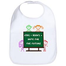 Kids + Books Bib