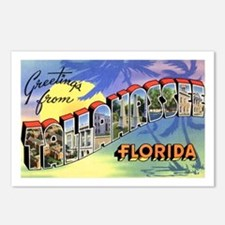 Tallahasse Florida Greetings Postcards (Package of