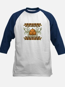 Autumn Bounty Kids Baseball Jersey