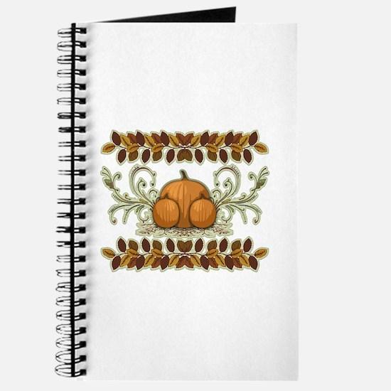 Autumn Bounty Journal