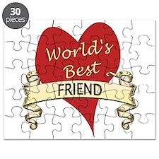 Cute Best friend Puzzle