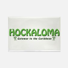 Hockaloma - Rectangle Magnet
