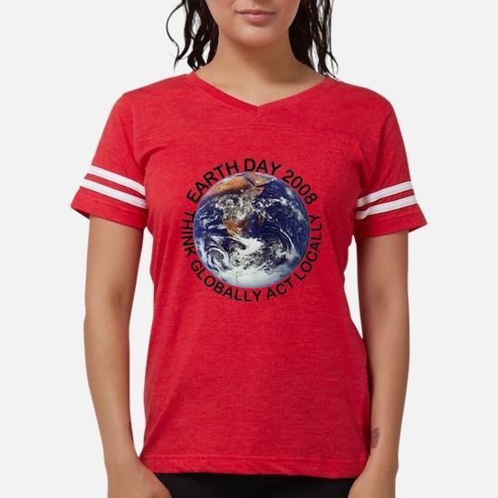 earth4108light.png Womens Football Shirt