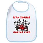 Team Thomas Racing Club Bib