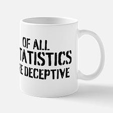 47% OF ALL STATISTICS Mug