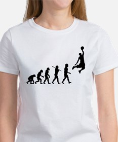 Basketball Evolution Jump Tee