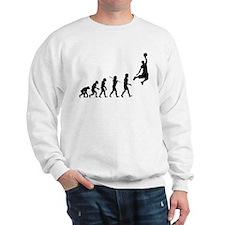 Basketball Evolution Jump Sweatshirt
