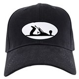 Woodworking Baseball Cap with Patch