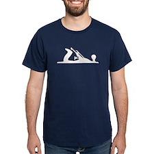 Hand Plane Silhouette T-Shirt