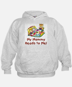 Mommy Reads Hoodie