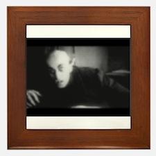 Vampire 1922 Framed Tile
