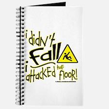 I didn't Fall!!! - Journal