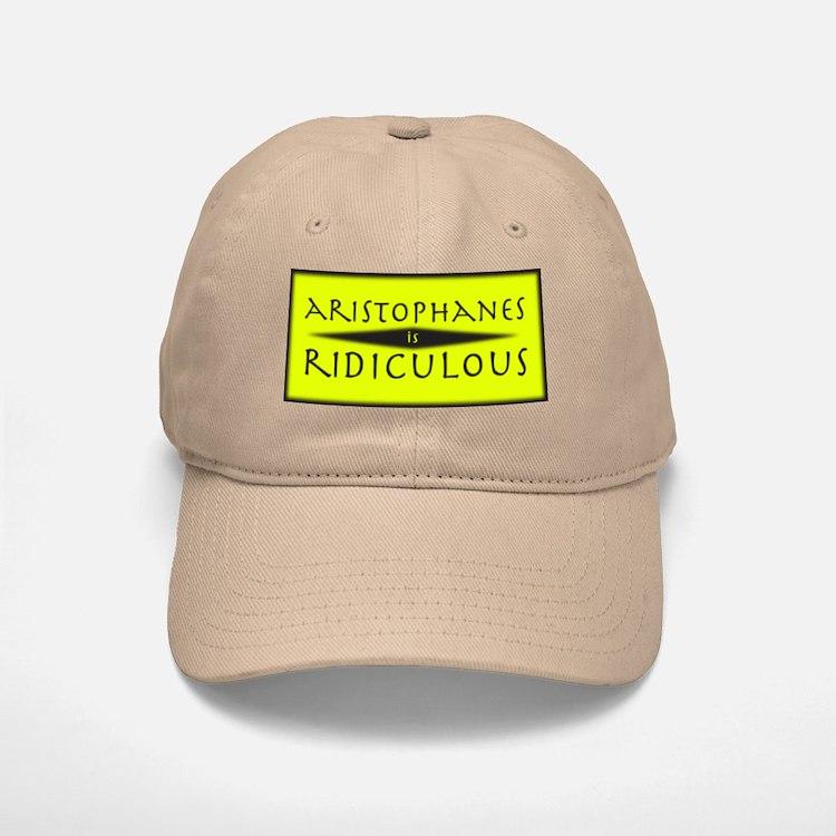 Aristophanes - Khaki Baseball Baseball Cap