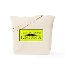 Aristophanes - Tote Bag