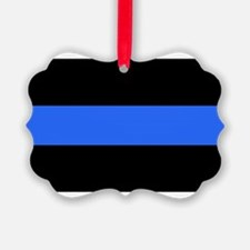 Cute Cop Ornament