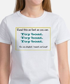 Toy boat Women's T-Shirt