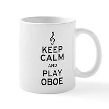 Keep Calm Oboe Mug