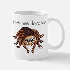 spiders need love too Mug