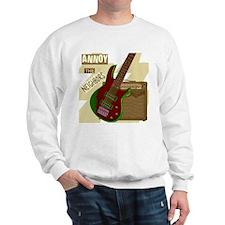 Electric Guitar Sweatshirt