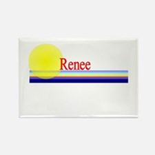 Renee Rectangle Magnet