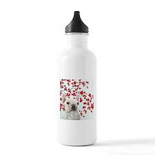 """""""Crabapples"""" Water Bottle"""