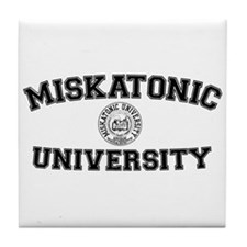 Miskatonic University Coaster