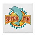 Super Fin Tile Coaster