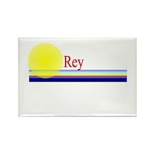Rey Rectangle Magnet