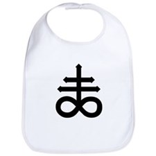 Hermetic Alchemical Cross Bib