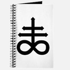 Hermetic Alchemical Cross Journal