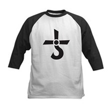 CROSS OF KRONOS (MARS CROSS) Black Tee
