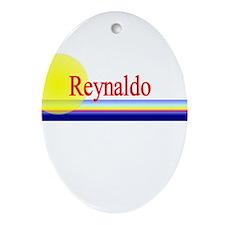Reynaldo Oval Ornament