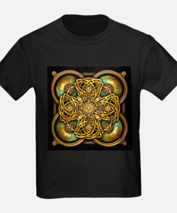 Yellow Celtic Tapestry T