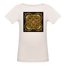 Yellow Celtic Tapestry Tee