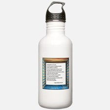 The Nature of Success Water Bottle