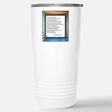 The Nature of Success Travel Mug