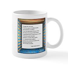 The Nature of Success Mug