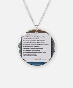 The Nature of Success Necklace