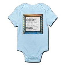 The Nature of Success Infant Bodysuit