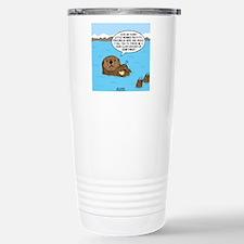 Mad Sea Otter Stainless Steel Travel Mug