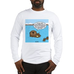 Mad Sea Otter Long Sleeve T-Shirt
