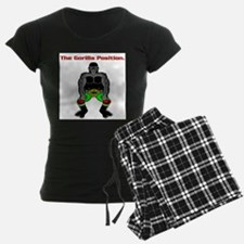 The Gorilla Position - Greeno Geno Design. Pajamas