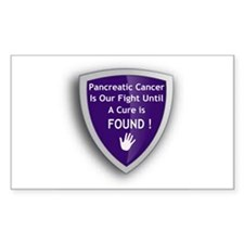 Until a Cure is Found Decal